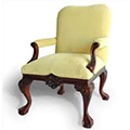 Antique Style Wooden Chair
