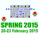 Indian Handicrafts & Gifts Fair Spring 2015